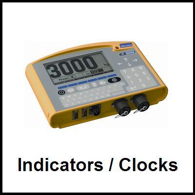 Indicators clocks