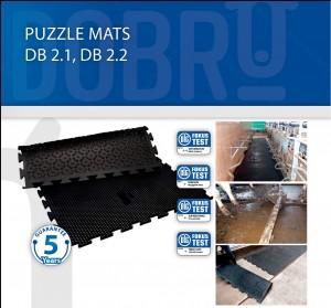 dobro puzzle mat