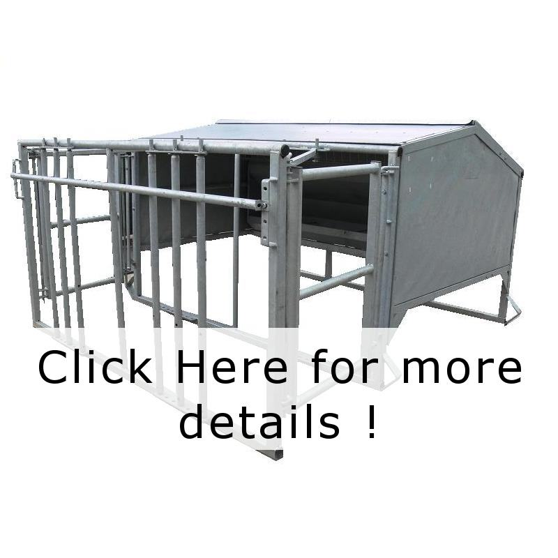 Calf Creep feeder click here for more details