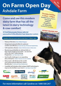 Ashdale farms Open Day