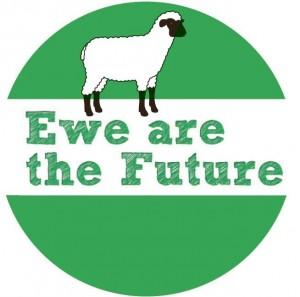 Ewe are the future logo