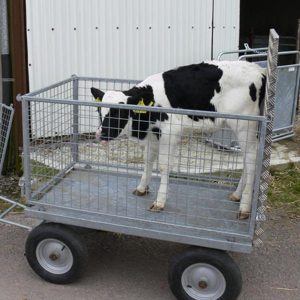 Calf Transporter Yard Mate O Donovan Engineering