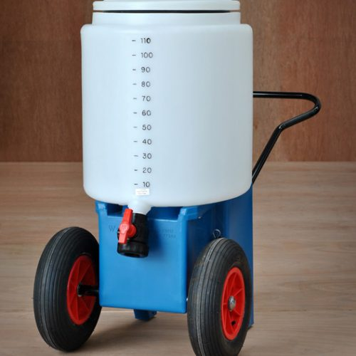 Wydale Mobile Milk Trolley