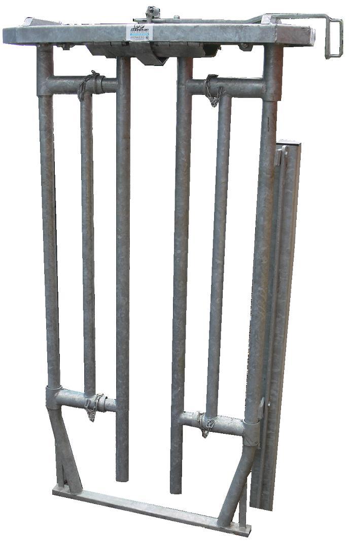 crush gate
