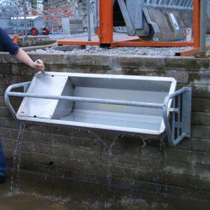 Stainless Steel Flipping Water Drinker
