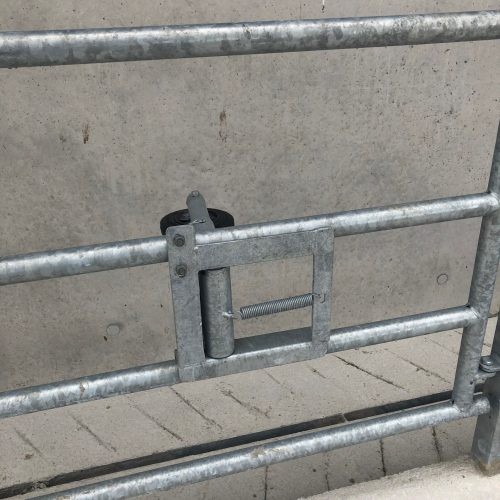 Anti-Backing Gate