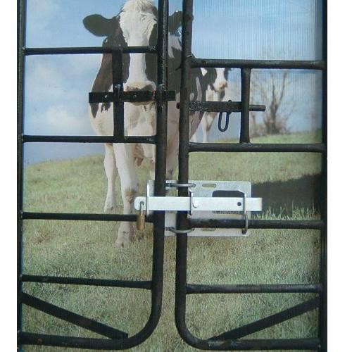 Farm Amp Ranch Gate Latch : Inter locking gate latch o donovan engineering