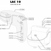 LAC 10 PARTS