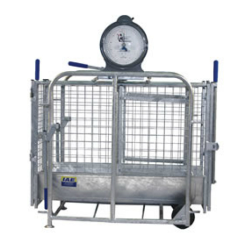 Lamb Weigher with Mechanical Weigh Head