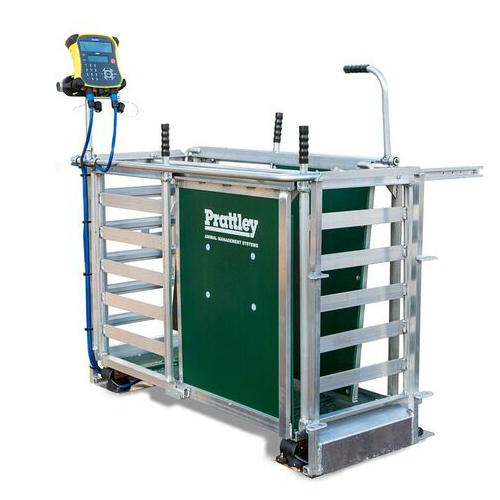 Prattley Manual Weigh Crate