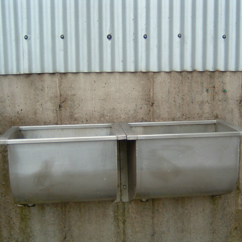 Parlour Wash Trough