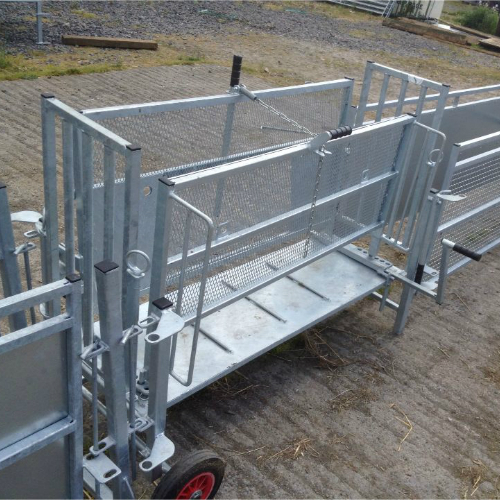 Turn Over Crate O Donovan Engineering Sheep Or Goats
