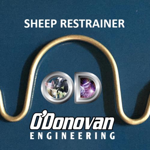 Sheep Restraint