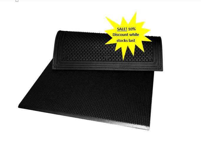 ** End of Season Sale on DB 1.1 Individual Cow Mat **