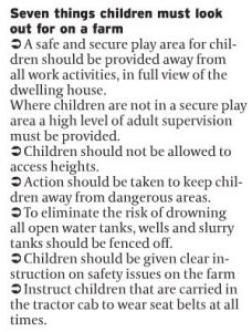 child farm safety