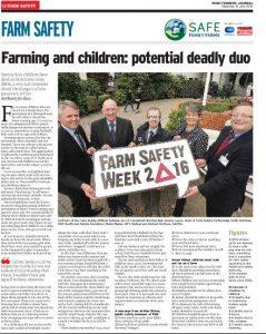 farming and children