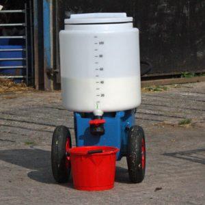 Wydale Mobile Milk Trolley