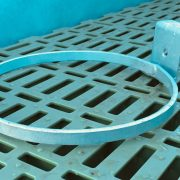 CALF PEN BUCKET RING
