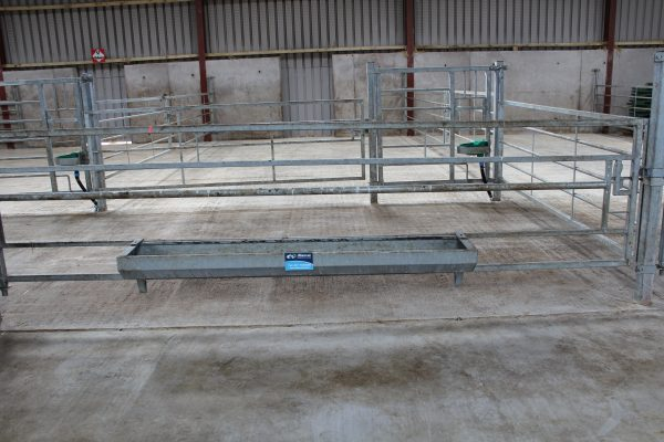 Feed Trough