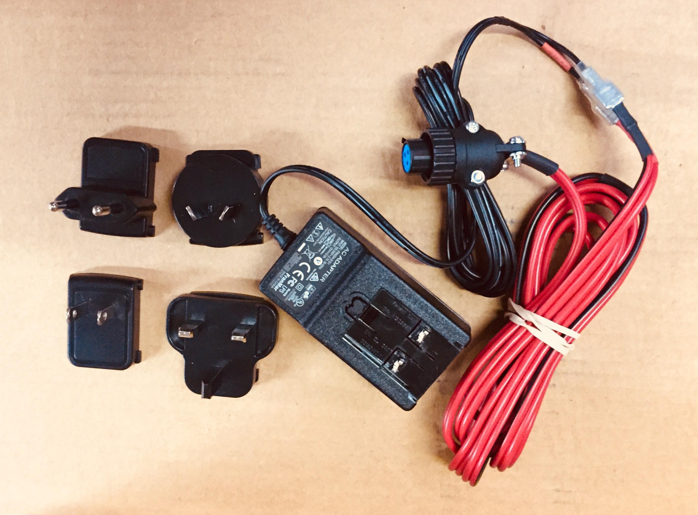 TruTest 3000 series charging kit