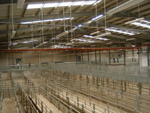 O'Donovan Engineering mart steel work