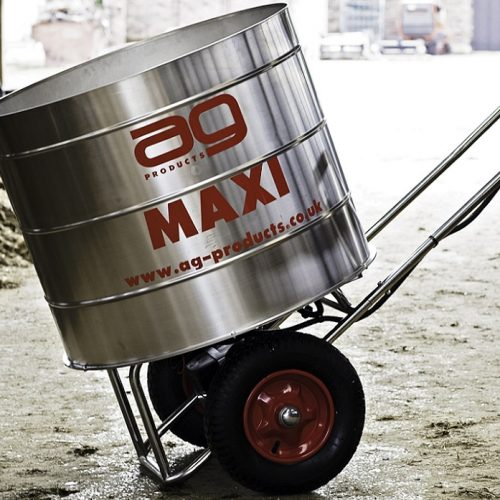 AG MAXI LIME OR SAWDUST DISPENSER