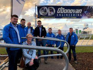 O'Donovan Engineering Sales team