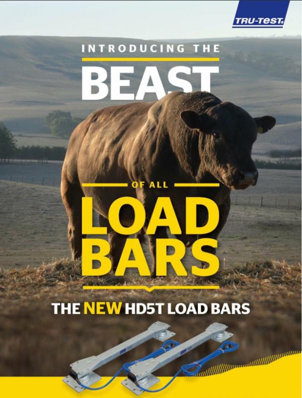 HD5T Loadbars