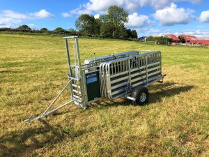 Prattley 8ft ATV Mobile Yard