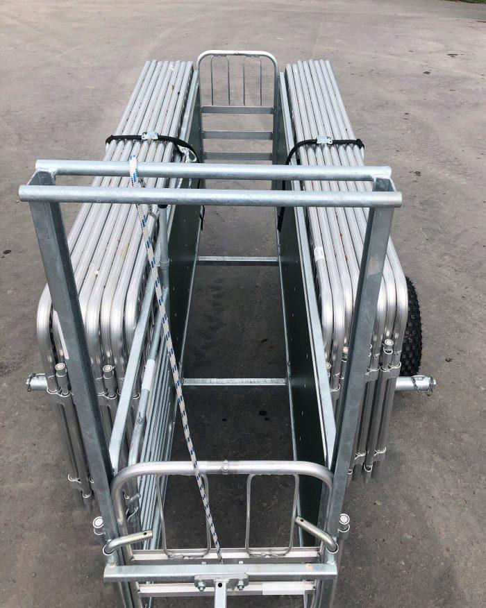 Prattley 8ft ATV Mobile Yard