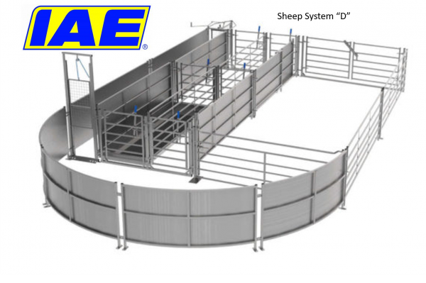 IAE SHEEP HANDLING YARDS
