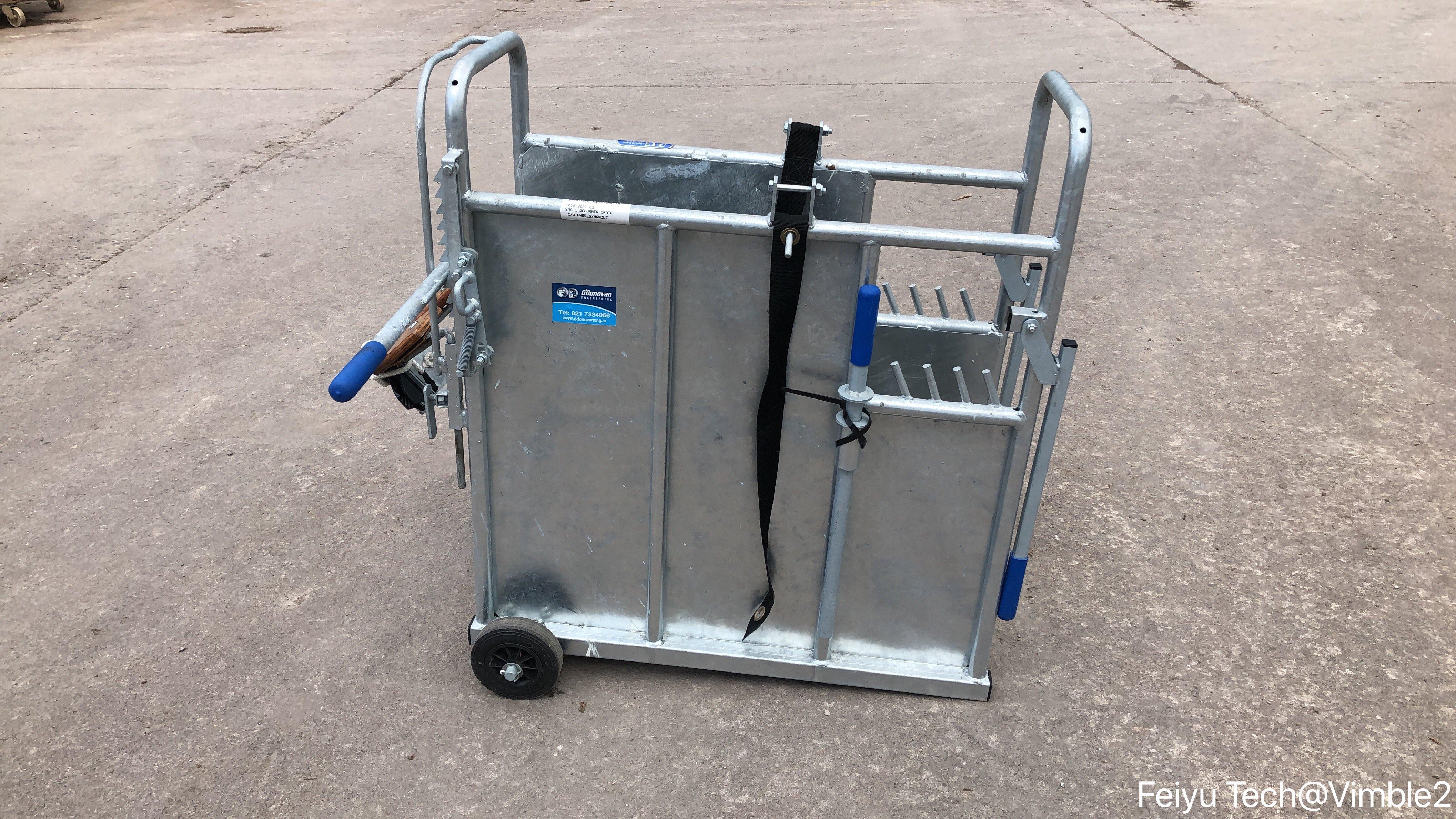 Iae Calf Dehorning Crate O Donovan Engineering