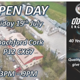 O'Donovan Engineering OPEN DAY