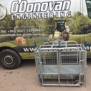 Sheep Footbath - O' Donovan Engineering - Ideal for mobile sheep races