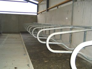 Wall Channel Cubicles