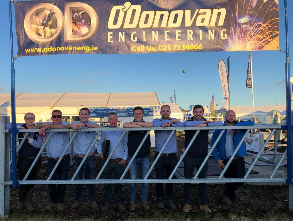 O'Donovan Engineering Show Schedule for 2020