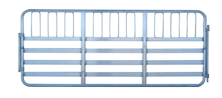 Prattley 7ft Alloy Gates