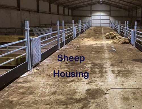 O'Donovan Engineering Sheep Housing