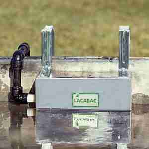 LACABAC ball cock float valve