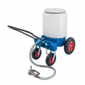 Milk Mixer With Pump Dispenser