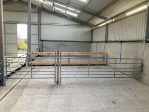 Sheep Feed Barriers