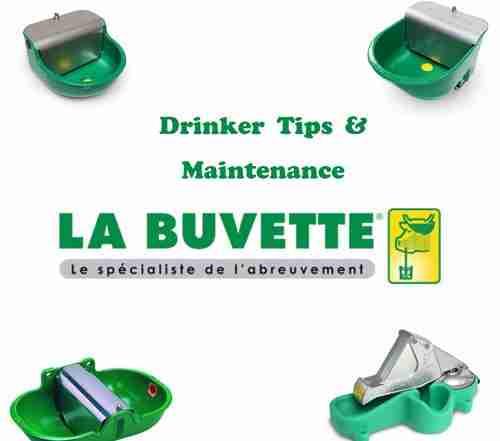 La Buvette Drinker Maintenance