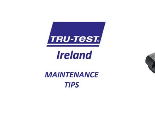 TruTest Weighing Tips and Maintenance
