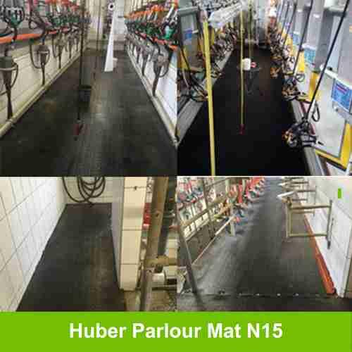 Huber N15 Parlour Mat