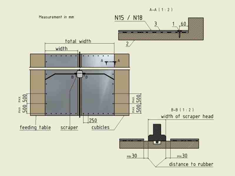 N15 Alley Mat